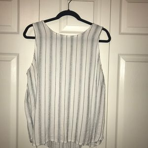 Loft Striped Tank Top